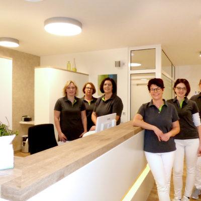 Team Zahnarztpraxis Kerstin Fleu